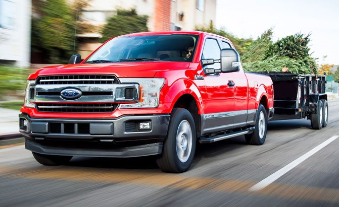 Ford F-150 Diesel Numbers Announced