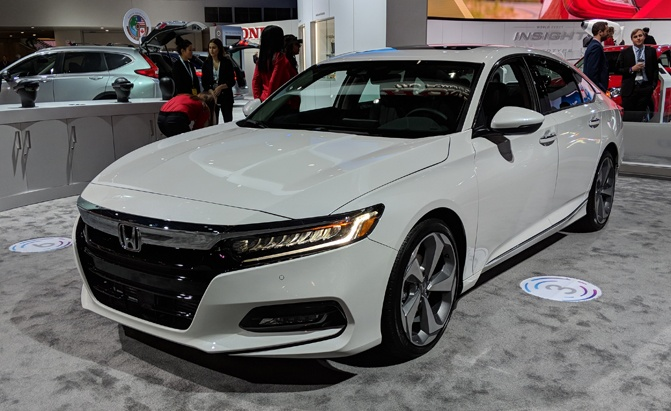 2013 Honda Accord Coupe For Sale >> 2019 Honda Accord Named North American Car of the Year » AutoGuide.com News