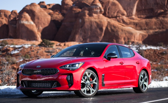kia stinger to influence entire kia lineup in the future news. Black Bedroom Furniture Sets. Home Design Ideas
