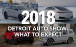 2018 detroit auto show what to expect