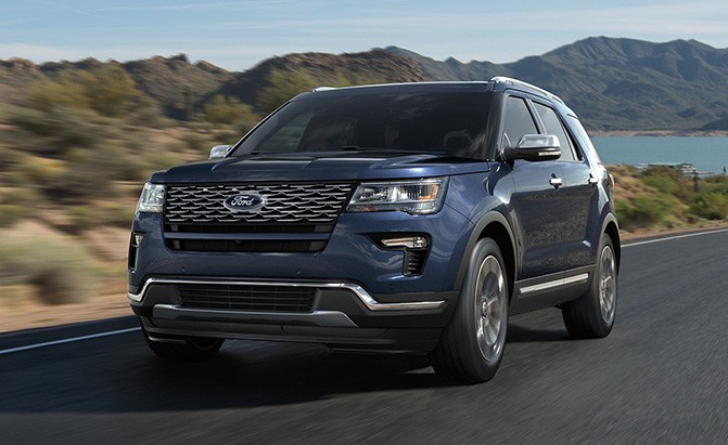 2020 Ford Explorer ST Rumored With Around 400 HP ...