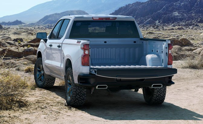 9 Things to Know About the 2019 Chevrolet Silverado: The ...