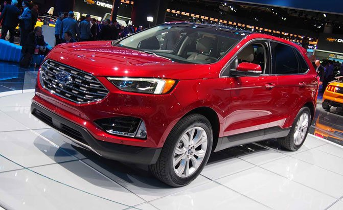 2019 ford edge st added to refreshed lineup  u00bb autoguide com news