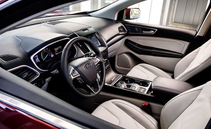 2019 ford edge st added to refreshed lineup autoguide. Black Bedroom Furniture Sets. Home Design Ideas