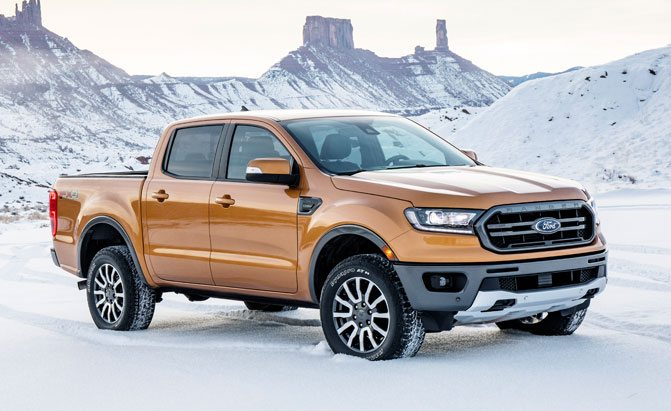 2019 Ford Ranger Prices To Start At 25 395 187 Autoguide