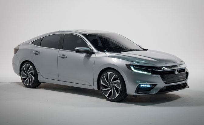 Cheap Car Tires >> 2019 Honda Insight Could be Ultimate Prius Slayer ...