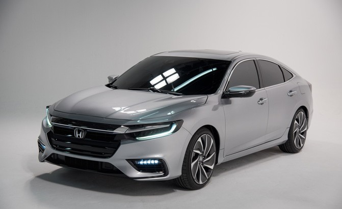 2019 Honda Insight Video First Look 187 Autoguide Com News