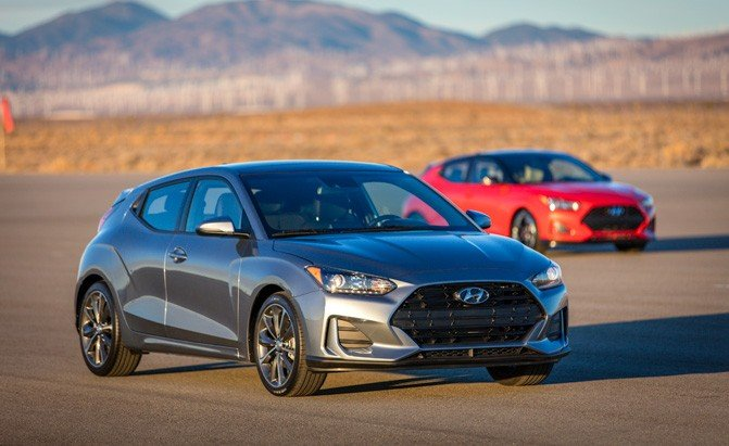 new 2019 hyundai veloster priced at under 20k in the us news. Black Bedroom Furniture Sets. Home Design Ideas