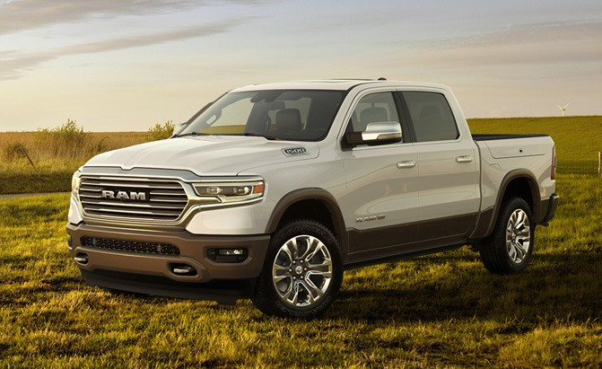 FCA Spends $300M Trying to Remedy Slow 2019 Ram 1500 Ramp ...