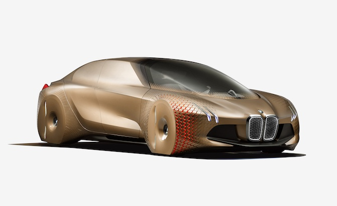 BMW iNext EV to Boast 435 Mile Range, Level 3 Autonomy