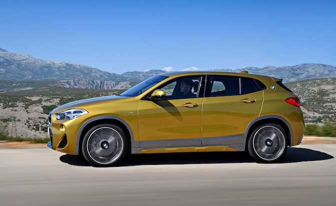 BMW X2 FWD Model to be Offered in North America » AutoGuide com News