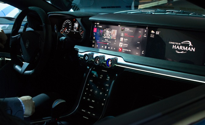 This Might Be the Most Gorgeous Infotainment System We've Ever Seen » AutoGuide.com News