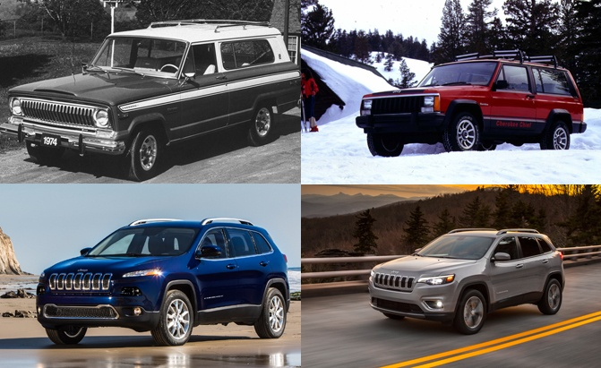 Jeep History And Information Offroaders Com >> 10 Interesting Facts From The History Of The Jeep Cherokee