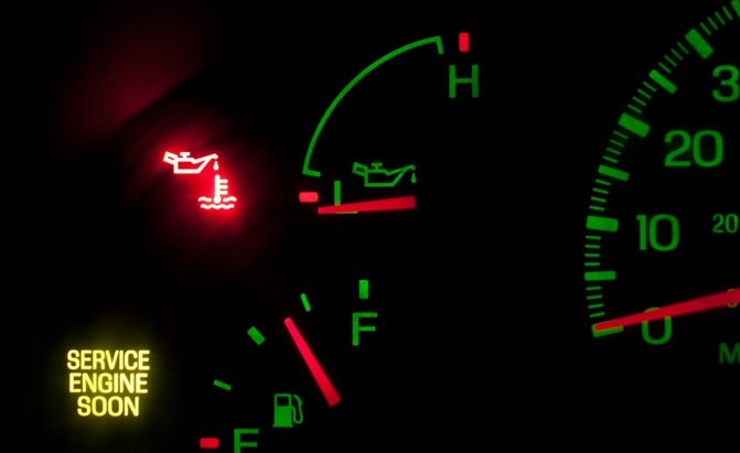 Warning Lights That Mean Stop Driving RIGHT NOW AutoGuide - Car signs on dashboardcar warning signs you should not ignore