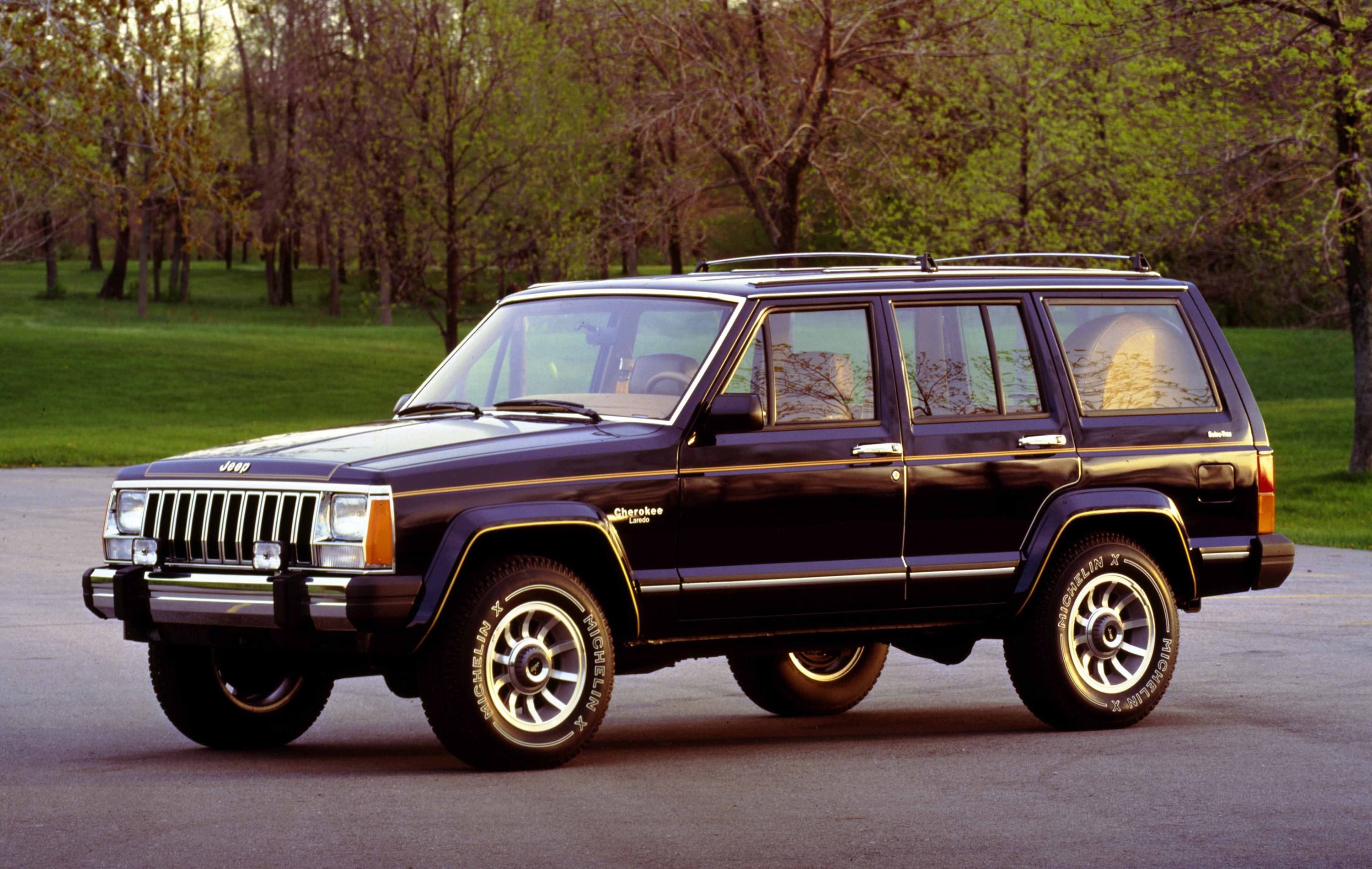 10 interesting facts from the history of the jeep cherokee news. Black Bedroom Furniture Sets. Home Design Ideas