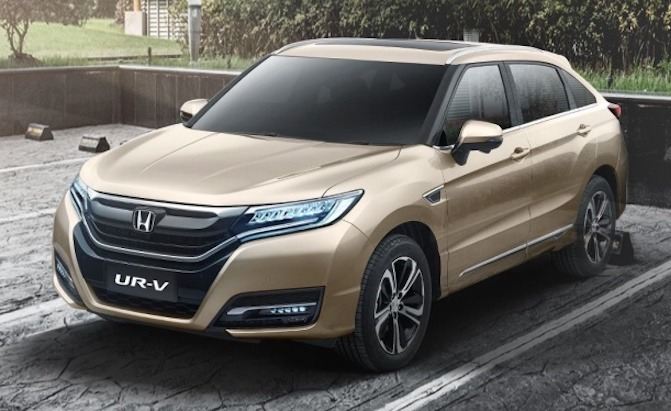 Honda Passport To Return As Two Row Mid Size Crossover