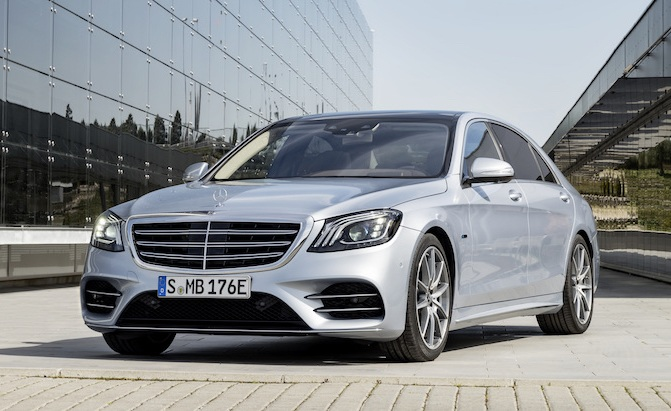 Level 3 semi autonomous driving is coming to the s class for Mercedes benz forum s class