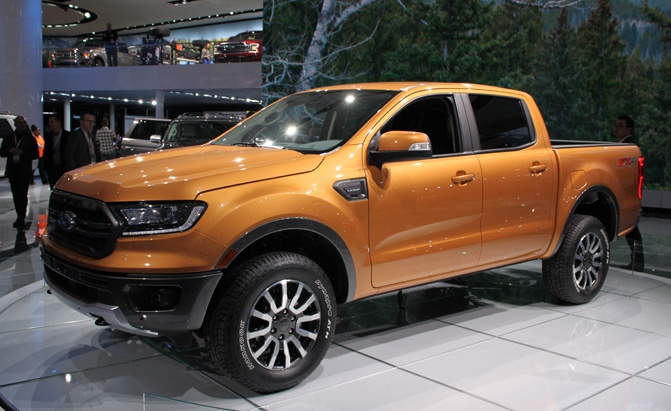 2019 ford ranger gets 2 3l ecoboost engine 10 speed. Black Bedroom Furniture Sets. Home Design Ideas