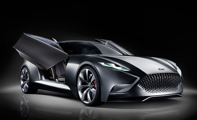 Hyundai Is Working On A Supercar Welcome To 2018