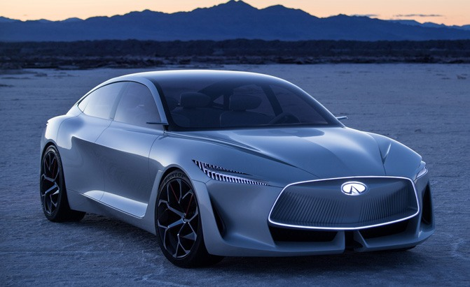 Infiniti S First Fully Electric Vehicle Will Arrive In 2021