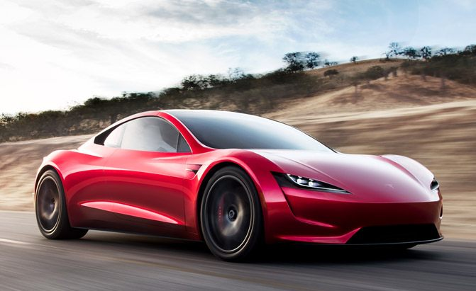 Aston Martin Could Build A Tesla Roadster Competitor