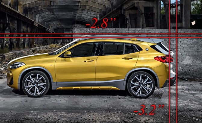 The Bmw X2 Is More Than Just A Low Riding X1 187 Autoguide