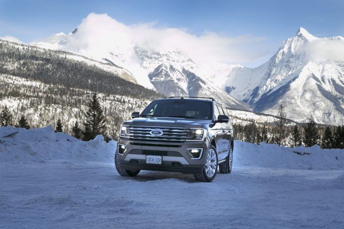 2018 Ford Expedition Review