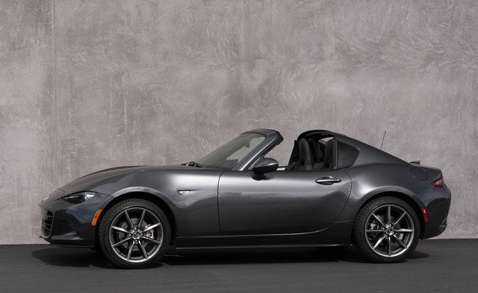 2018 mazda mx 5 rf goes on sale nationwide this month news. Black Bedroom Furniture Sets. Home Design Ideas