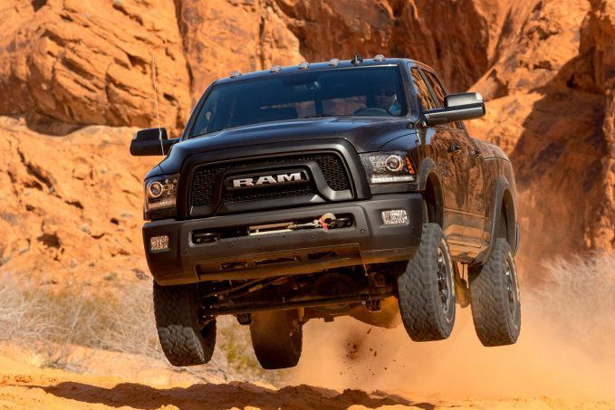 2018 ram power wagon