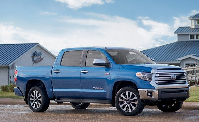 toyota announces two separate recalls for sequoia tundra models news. Black Bedroom Furniture Sets. Home Design Ideas
