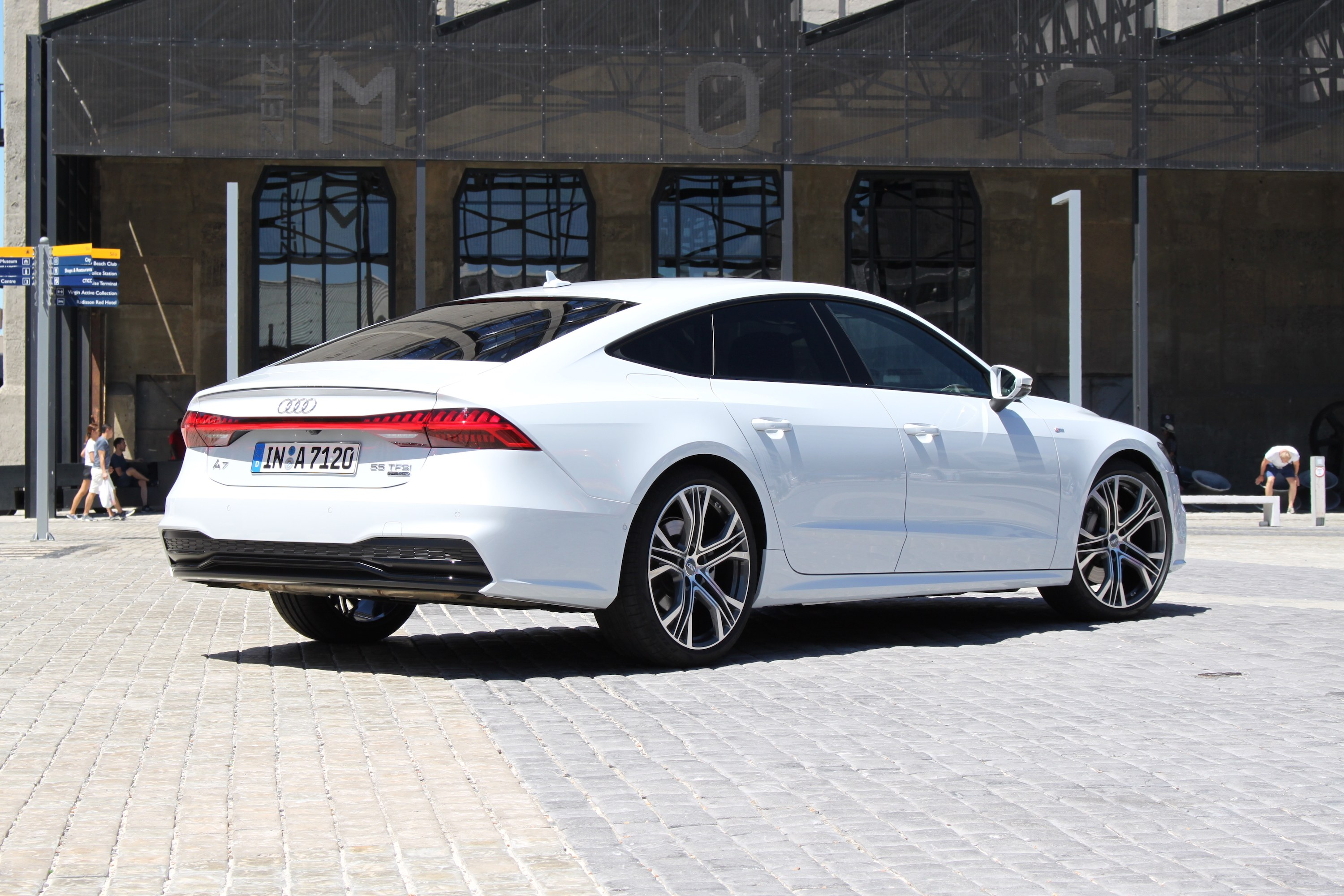 2019 Audi A7 Review and First Drive - Fourtitude.com