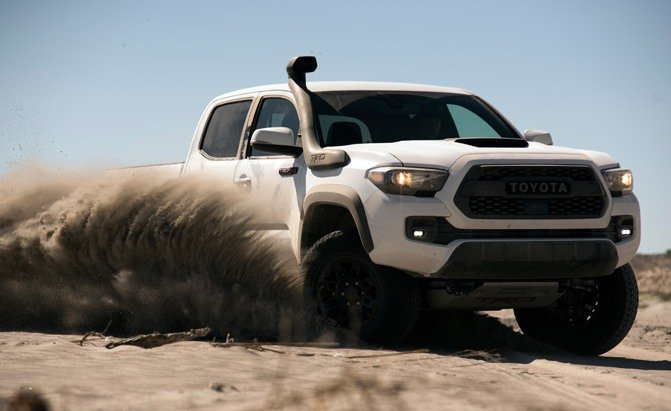 2019 Toyota Trd Pros Arrive With All New Upgrades
