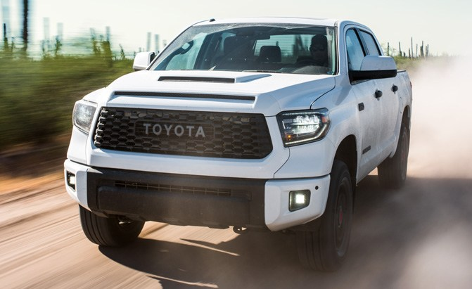 Trd Pro Tundra >> 2019 Toyota TRD Pros Arrive with All-New Upgrades » AutoGuide.com News