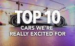 Video: Top 10 New Cars We're Excited to Drive in 2018 | Toyota Supra, Porsche Mission E and More