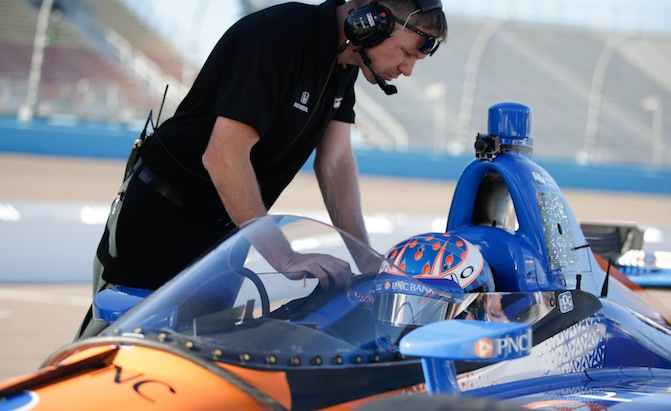 Indycar Shames F1 S Halo With Awesome Looking Clear