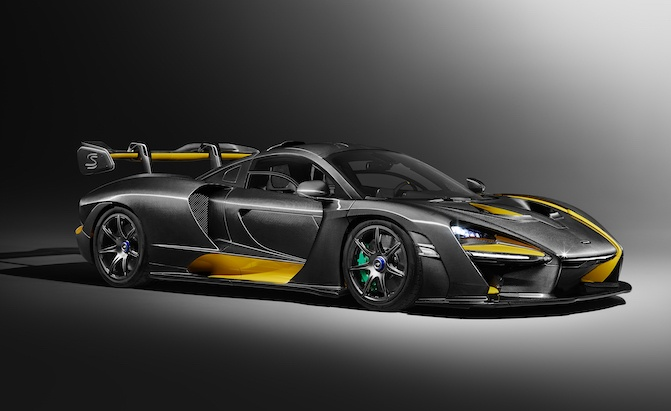 McLaren Senna MSO Has All the Carbon Fiber » AutoGuide.com ...