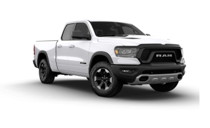 Build Your Own Dodge >> Build Your Own 2019 Ram 1500 With New Online Configurator