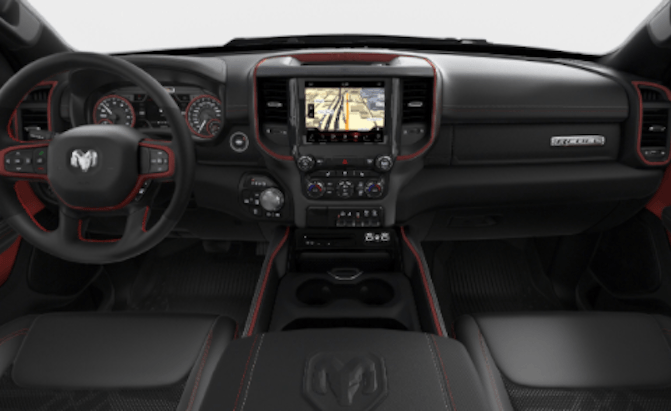 build your own 2019 ram 1500 with new online configurator