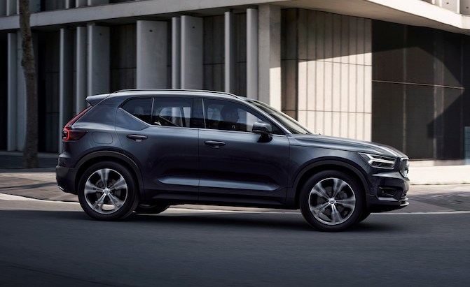 volvo xc40 inscription debuts new available engines announced news. Black Bedroom Furniture Sets. Home Design Ideas