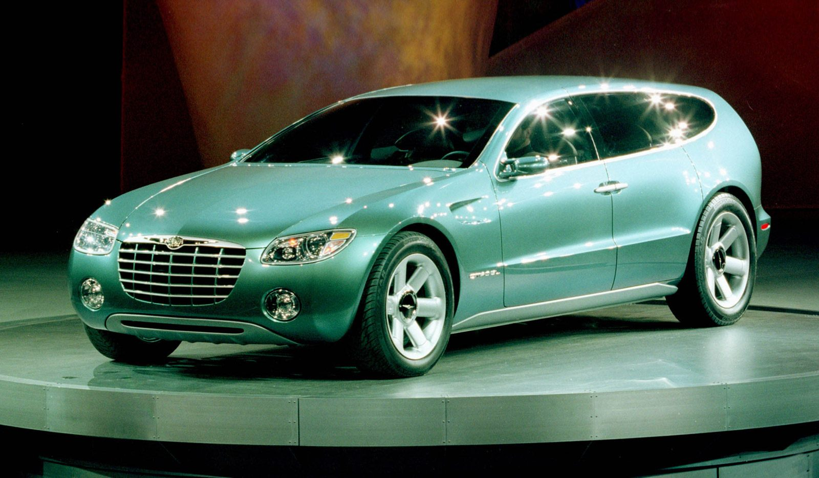 1999 chrysler pacifica concept