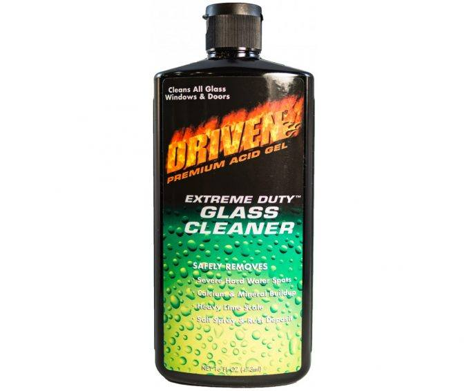 Driven Glass Cleaner
