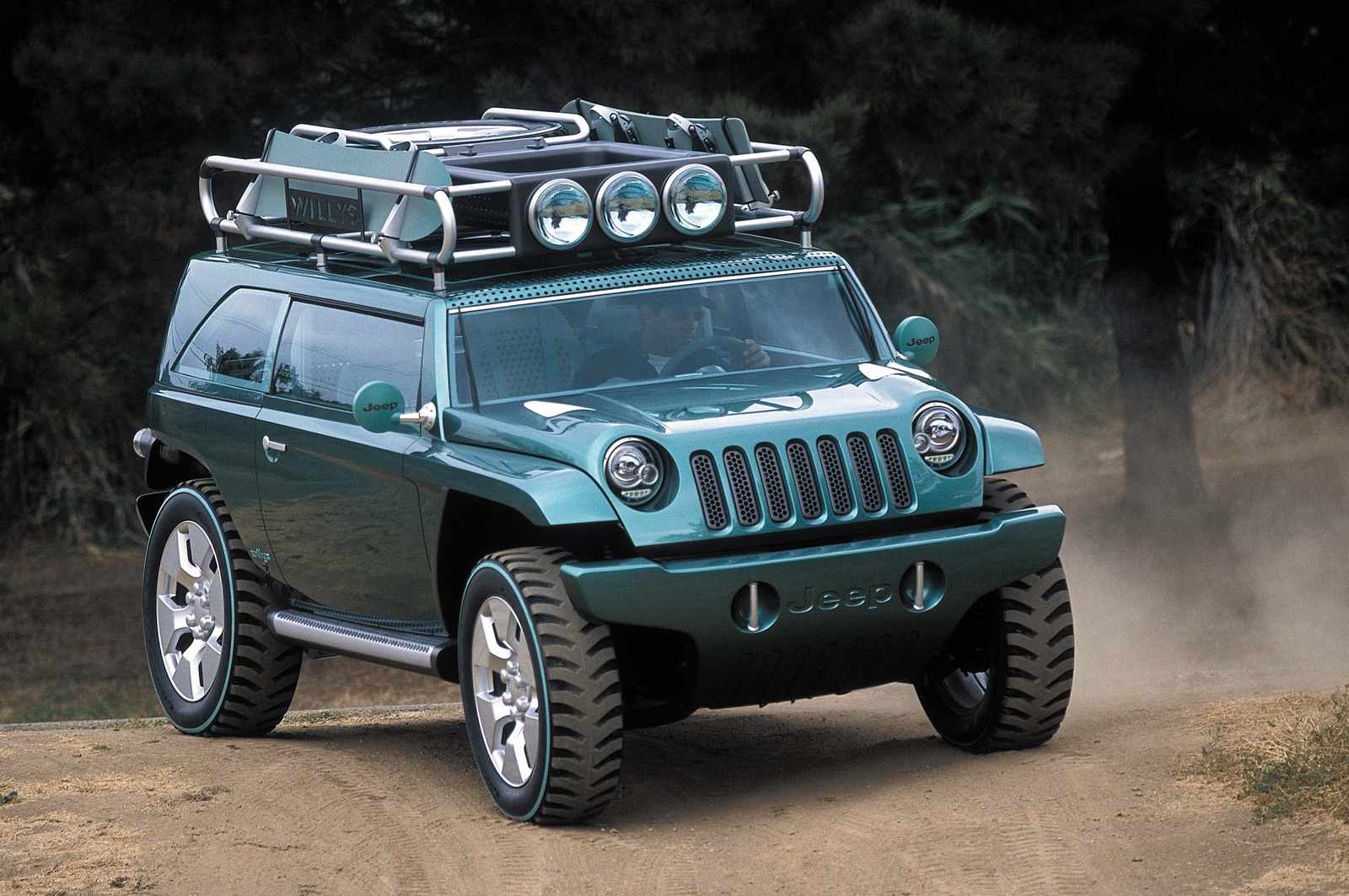 Top 5 Best Jeep Concepts Ever News Fc Concept Truck Willys2