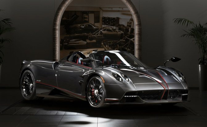 Pagani Sold A Record Amount Of Supercars In 2017 Autoguide Com News