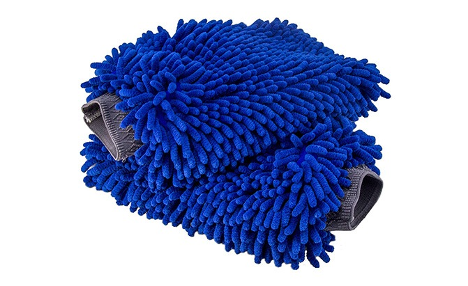 relentless drive ultimate car wash mitt 2-pack