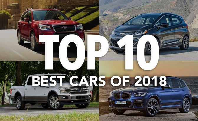 Best Subaru Outback Year >> Top 10 Best Cars of 2018: Consumer Reports » AutoGuide.com News