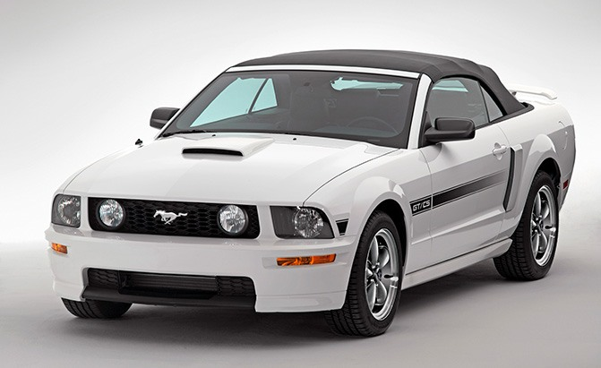 California Made It Happen: The History Of The Ford Mustang GT/CS