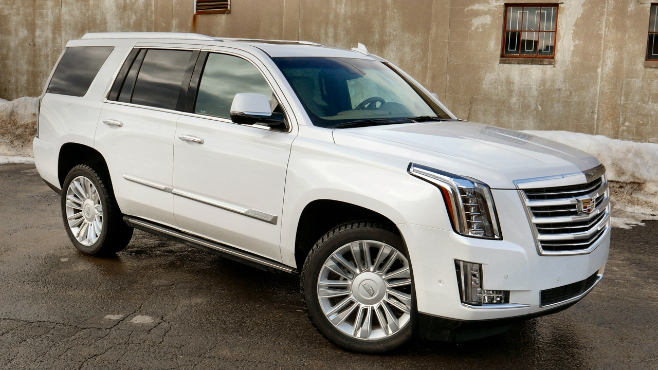 2018 Cadillac Escalade Review Autoguide Com