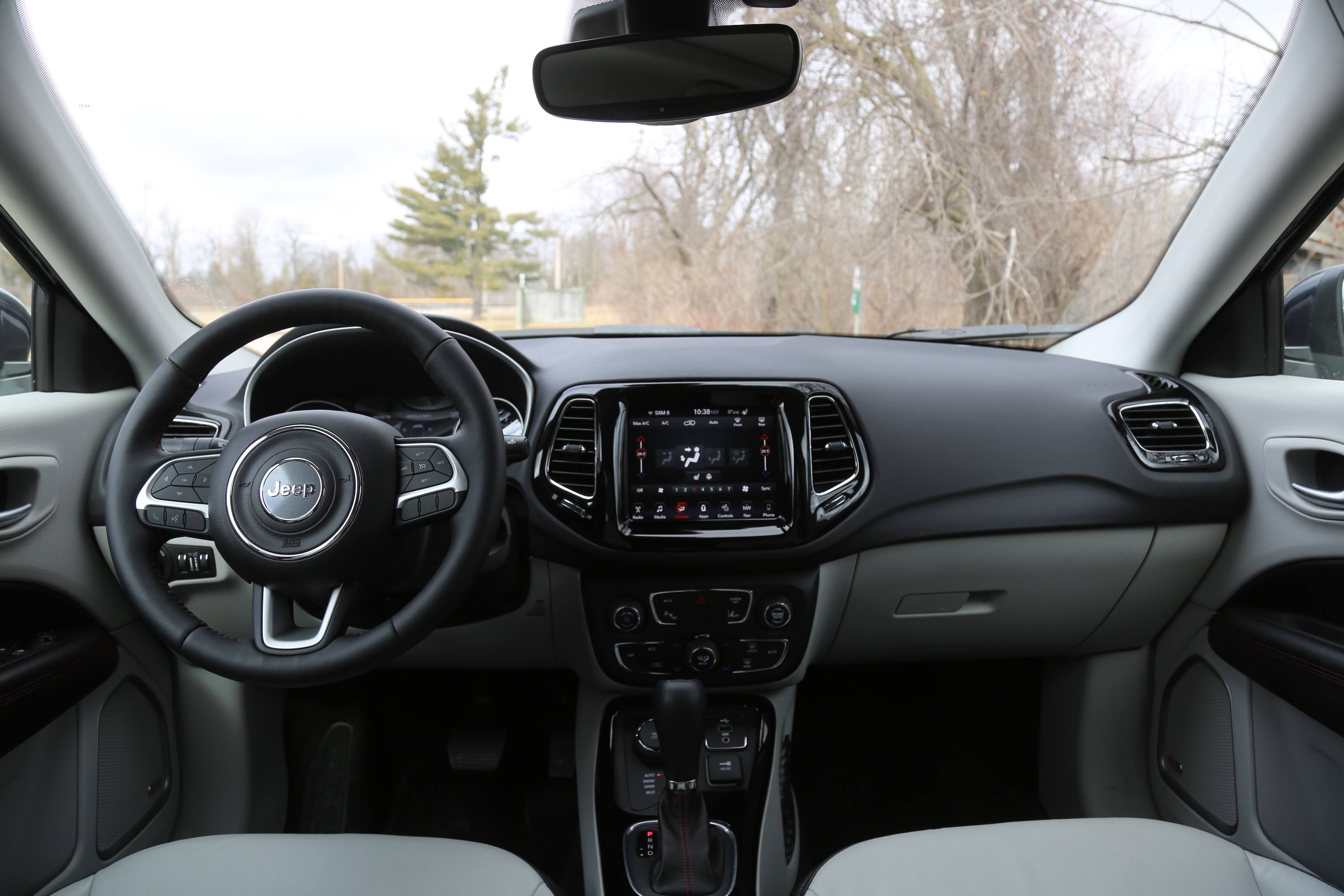 2018 jeep compass review. Black Bedroom Furniture Sets. Home Design Ideas