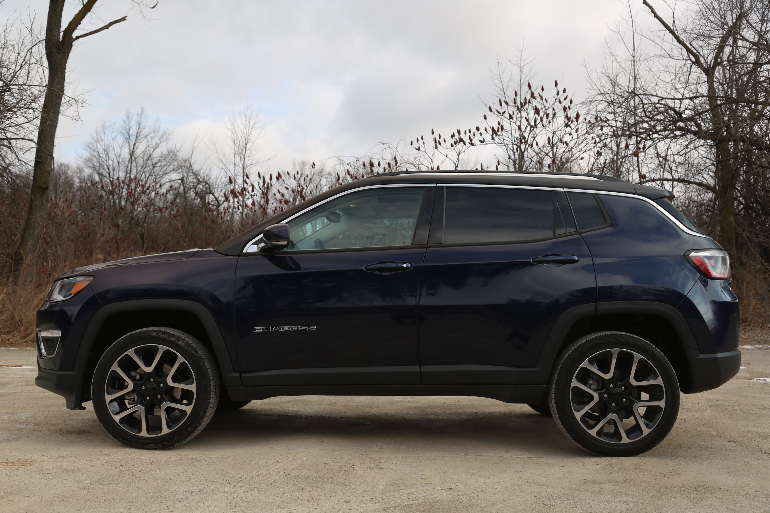 jeep compass limited reviews 2018
