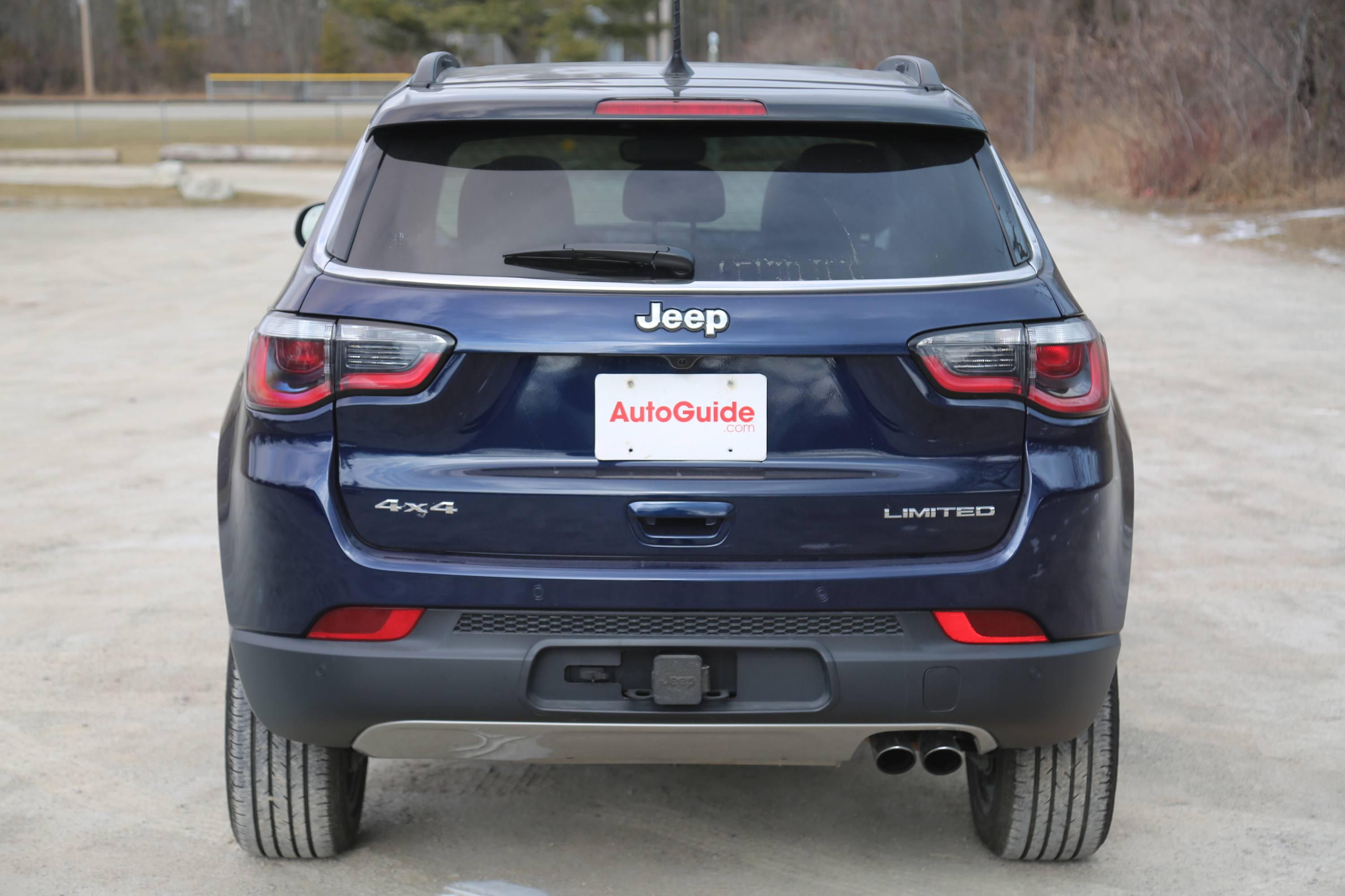 ... 2018 Jeep Compass Limited Review 7 ...
